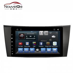 Car Central Multimedia for Benz CLS W219