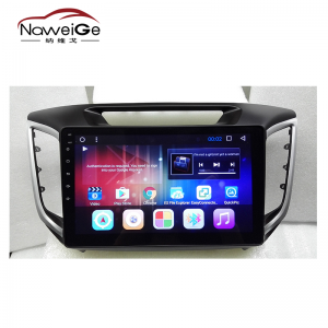 Car Central Multimedia for Hyundai IX25 13-15