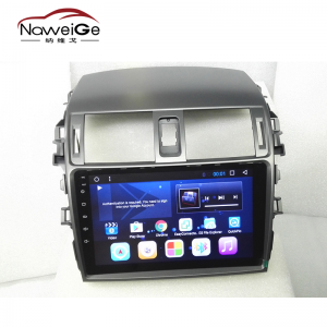 Voiture Central Multimedia pour Toyota Corolla 2007-2013