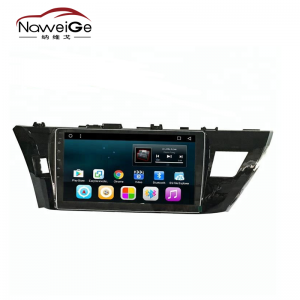 Car Central Multimedia for Toyota Corolla 2014 LHD