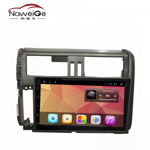 Car Central Multimedia for Toyota Prado FJ150 2010-2013