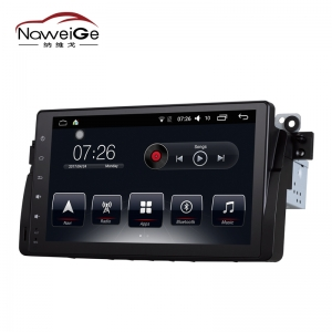 Car Central Multimedia for the BMW E46 FULL TOUCH