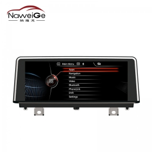 Car central multimedia for BMW 3 F30 F31 F34 F35 F80 BMW 4 F32 F33  F36 F84