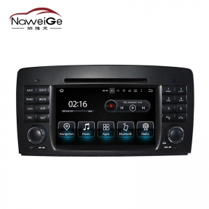 Car central multimedia  for Benz R W251
