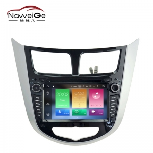 Car central multimedia for HYUNDAI VERNA/ACCENT/SOLARIS 2011-2012