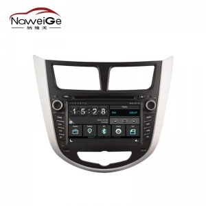 Car central multimedia for HYUNDAI VERNA