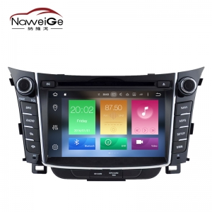 Car central multimedia for HYUNDAI i30 2011-2013