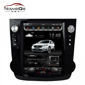 Car central multimedia for Honda Old CRV  2009-2012