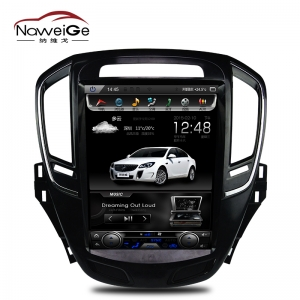 Car central multimedia for New Regal  2014-2016        China supplier