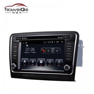 Car central multimedia for Skoda Superb 2009