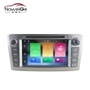 Car central multimedia for TOYOTA AVENSIS  2005