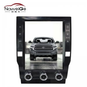 Car central multimedia for Toyota Tundra 2014  China supplier