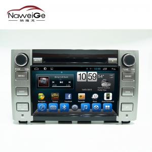 Car central multimedia for Toyota Tundra/Sequoia