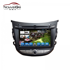 Car dvd multimedia for Hyundai HB20