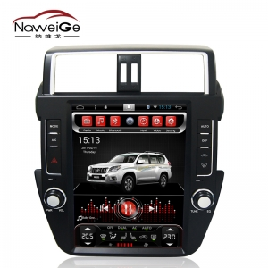 Car dvd multimedia for Toyota Prado 2014