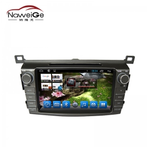 Car dvd multimedia for Toyota RAV4 2013