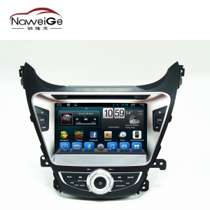 Car dvd player for Hyundai Elantra 2014