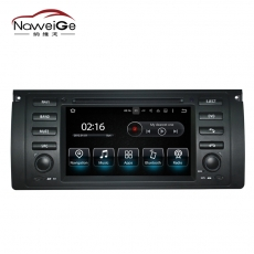 Chine Car Central Multimedia pour BMW M5 E39 E53 usine
