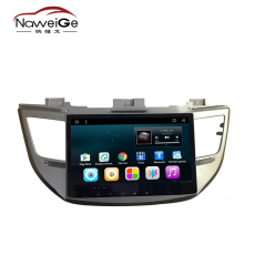 Car Central Multimedia for Hyundai Tucson 2015-2018