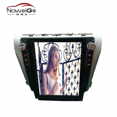 Car Central Multimedia for Toyota Camry vertical screen 2015