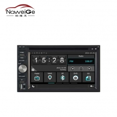 China Car DVD Multimedia for 2DIN factory