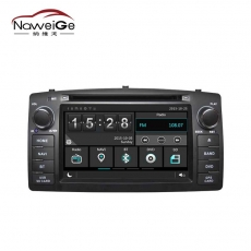 Car central multimedia for BYD F3