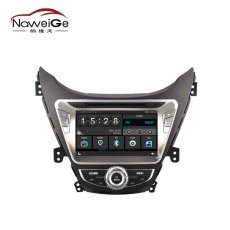 China Car central multimedia for HYUNDAI ELANTRA 2012 factory