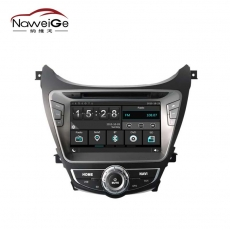 China Car central multimedia for HYUNDAI ELANTRA 2013 factory