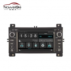 Car central multimedia for JEEP GRAND CHEROKEE 2012