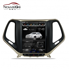 China Car central multimedia for Jeep Cherokee  2015-2016   China supplier factory