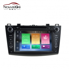 Car central multimedia for MAZDA 3 2010-2012