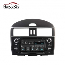 Car central multimedia for NISSAN TIIDA