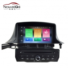 China Car central multimedia for RENAULT Megane III Fluence factory