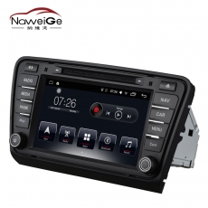 Car central multimedia for Skoda Octavia A7 2013