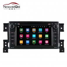 Car dvd multimedia for SUZUKI GRAND VITARA