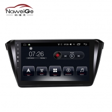 Car stereo dvd  player  for Skoda Superb