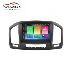 Car Central Multimedia pour OPEL INSIGNIA 2008